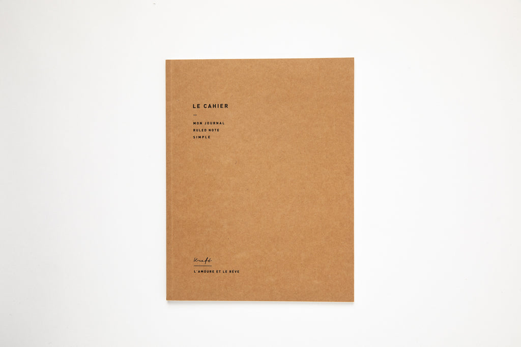 [DMV ONLY] Artbox NOTES  Brown Craft Notebook 03008153