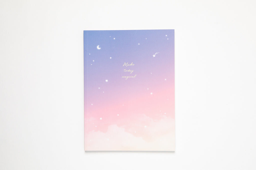 [DMV only] Artbox Magical Night Sky Gradation Notebook 03008172
