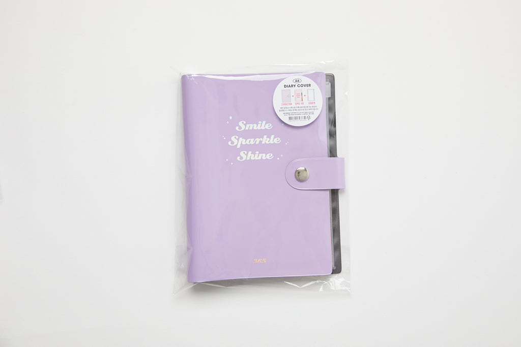 [DMV ONLY] DIY Planner Cover A6 Lilac 04009953