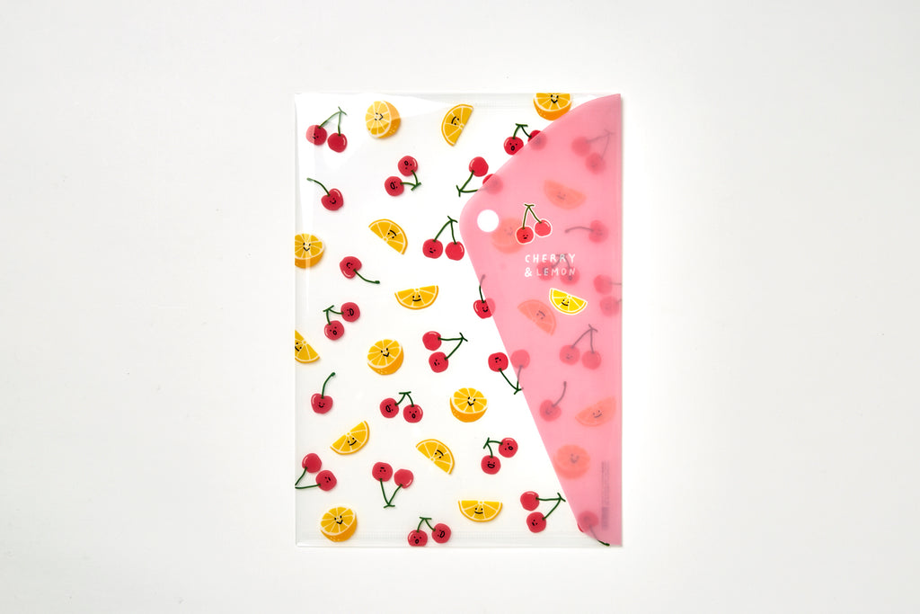 [DMV ONLY] Juicy Fruity Flap Cover File Folder 05001317