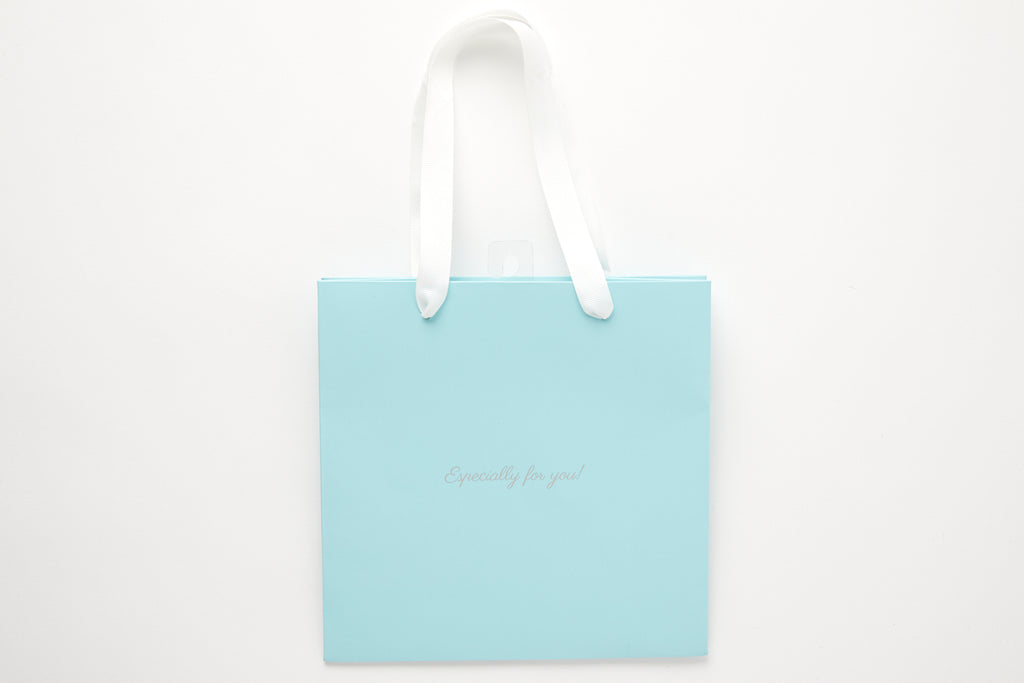 [DMV ONLY] ArtBox Small Shopping Bag Pastel Green Color 7004465