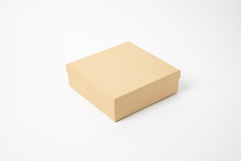 [DMV ONLY] Artbox Brwon Color Gift Box 9 x 9 x 3 inch 07004494