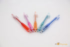 Sakura Ballsign Retractable Gel Pen - 0.8mm (Glitter)
