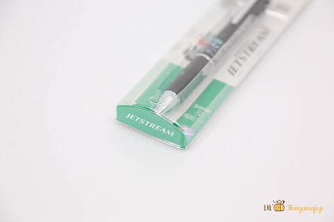Uni Jetstream 4&1 Multi Pen and Pencil - 0.5mm Pen and 0.5mm Pencil (Retail Package)