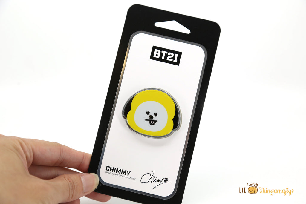 Kpop BT21 Pop Socket(Griptok)