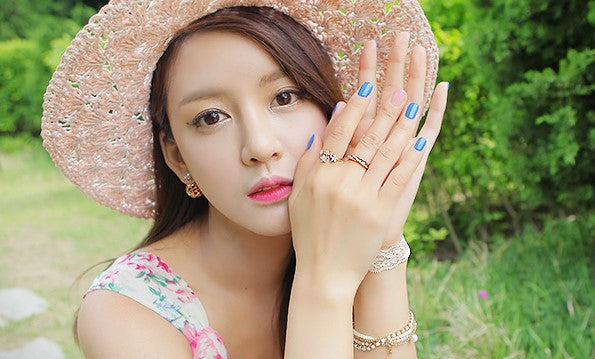Soo & Soo Lovely Flower Ring