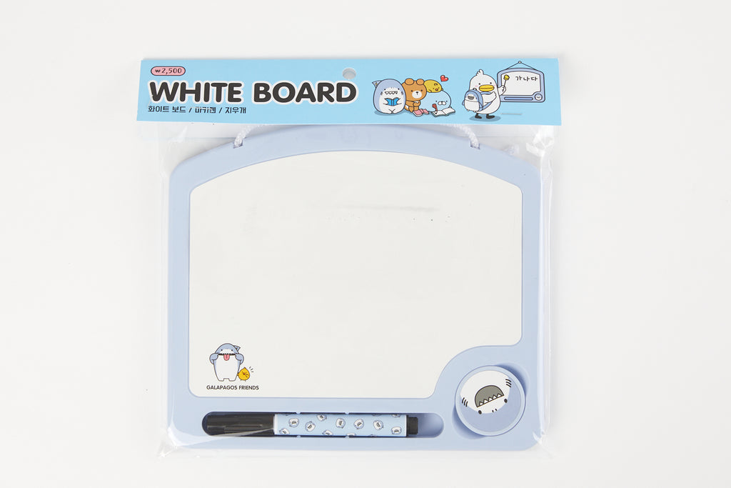 [DMV only] Galapagos Friends G.Boss Design White Board 16009194