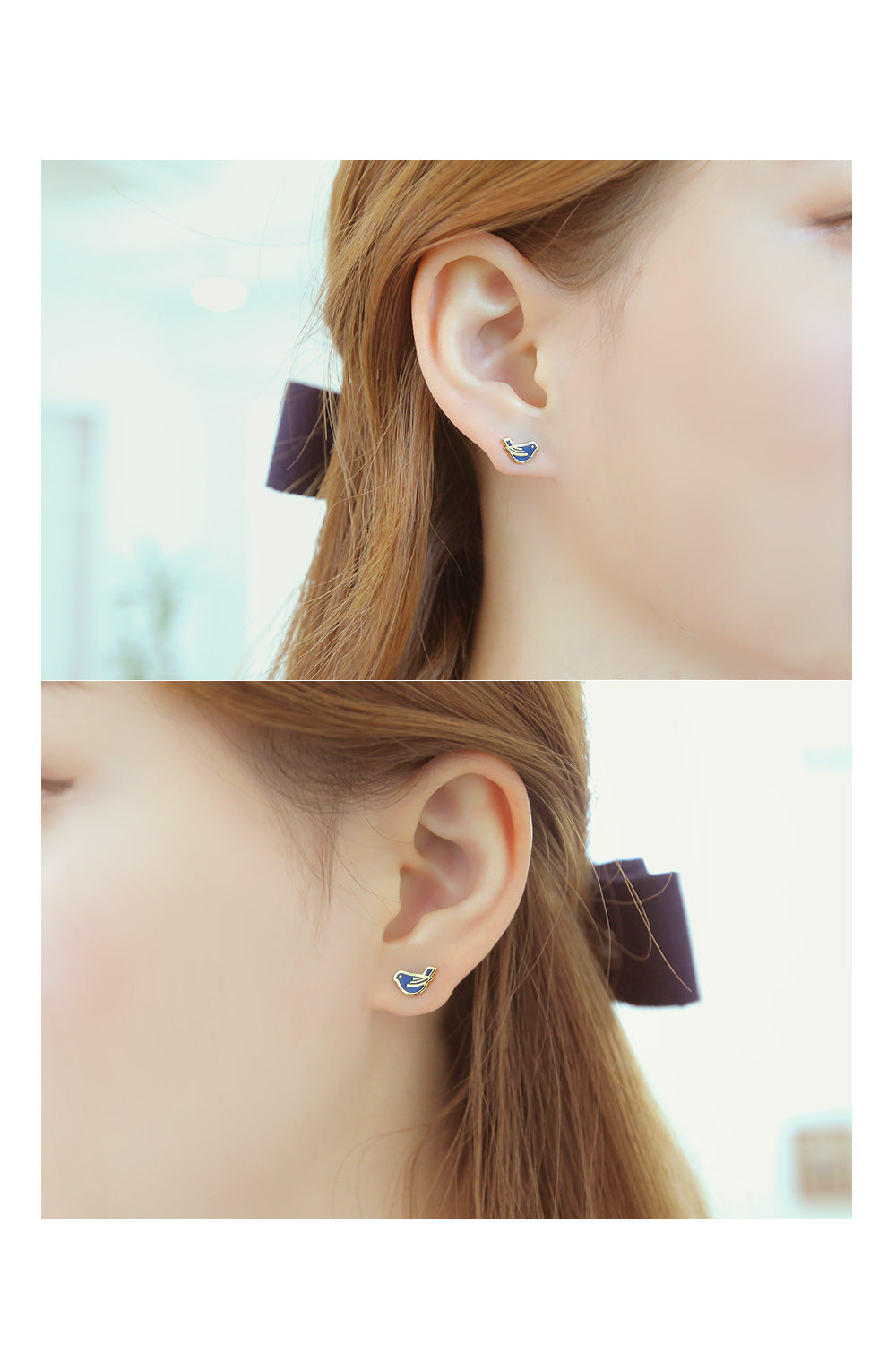Soo & Soo Bluebird Earrings