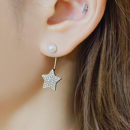 Soo & Soo Aura Earrings