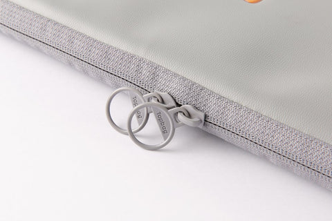 [DMV ONLY] Shiba Puppy Gray Soft Laptop Pouch 37002784
