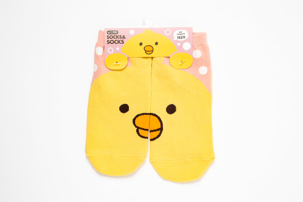 [DMV ONLY] Socks & Socks Yello Iren Symmetry 32004313