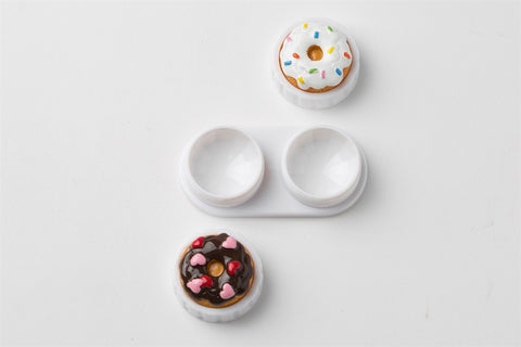 [DMV ONLY] Doughnut Shape Contact Lens Case 25014100