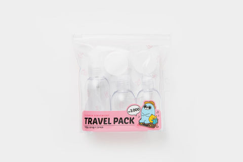 [DMV ONLY] 5 Piece Travel Container Pack 25014801