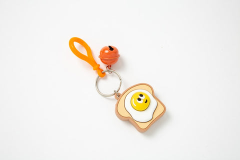[DMV ONLY] Egg Character Figure Key Ring 26018022