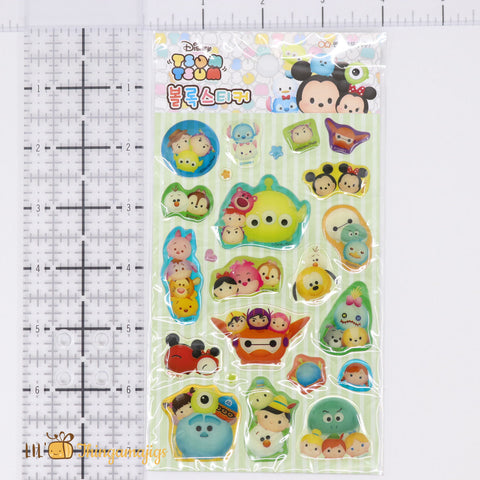 Tsum Tsum Epoxy Sticker