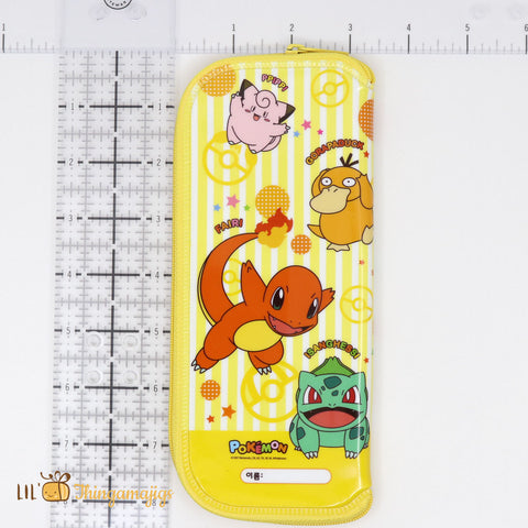 Pokemon Pikachu Stainless Steel Training Chopstick & Spoon Set