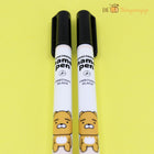 Kakao Friends Name Pen 2pcs Set (Black)