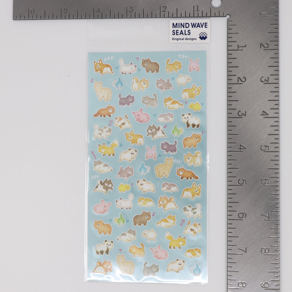 Mind Wave #78929 Animal Sticker