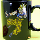 Dragon Ball Z Goku Vs. Kid Buu Magic Mug & Coaster Set