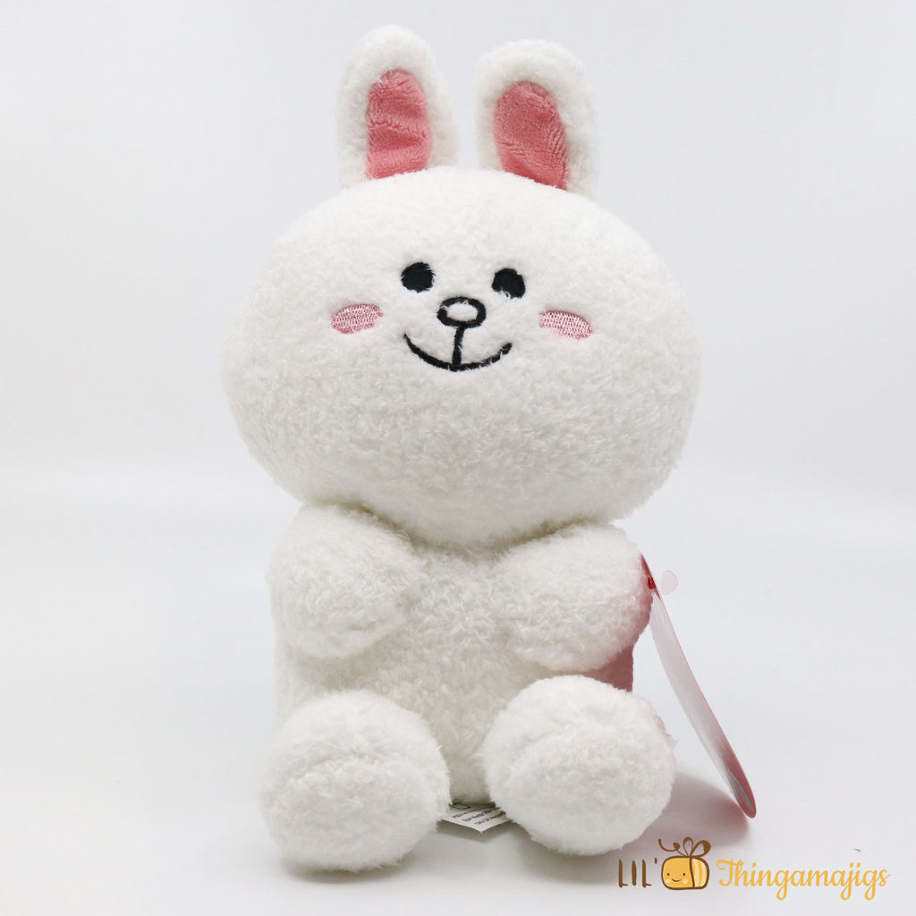 Line Friends Cony Seated 7""