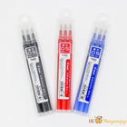 Pilot Frixion Erasable Gel Pen Refill - 0.5mm for sigle frixion pen (3pcs)