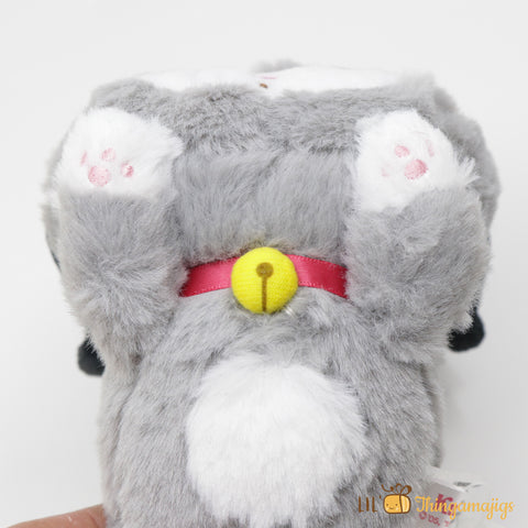 "Sanrio Kuromi Kitty Costum Plush 6"" (Sanrio Japan Original)"