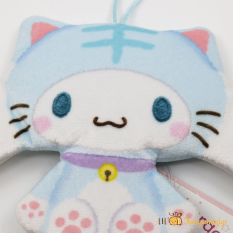 "Sanrio  Cinnamoroll Kitty Costum Coin Pouch 4.5"" (Sanrio Japan Original)"