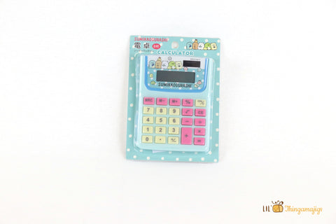 San-x Sumikko Gurashi Calculator