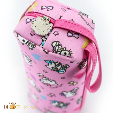 Sanrio Hello Kitty Strap Pencil Case