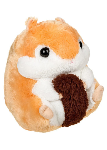 Amuse Dark Brown Chipmunk Plush 13.5""