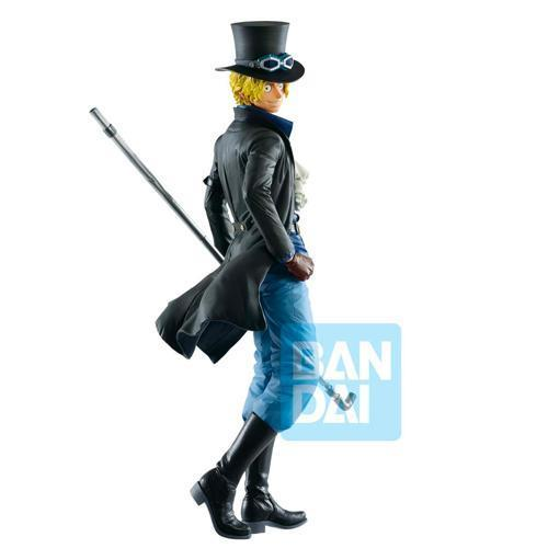 Bandai  Masterlise One Piece 20th History Sabo Figure