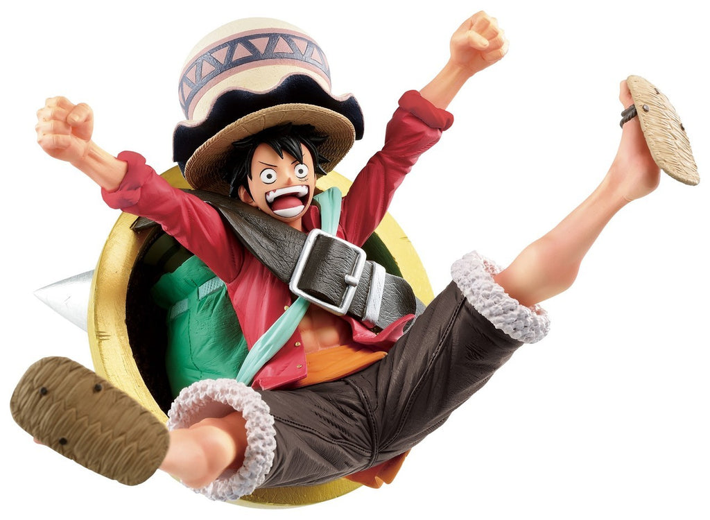 Bandai Ichibansho Figure -One Piece Stampede- Monkey D. Luffy