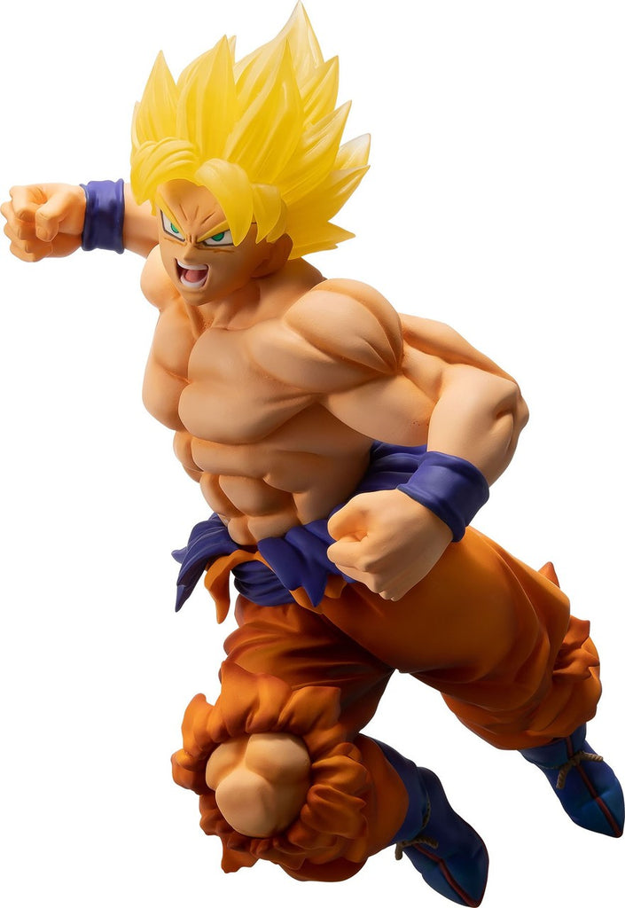 Bandai Ichibansho Figure Dragon Ball Z Super Saiyan Son Goku '93
