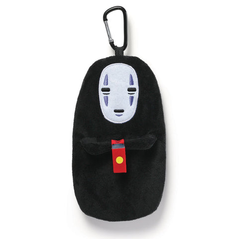 Studio Ghibli Spirited Away No Face Pouch