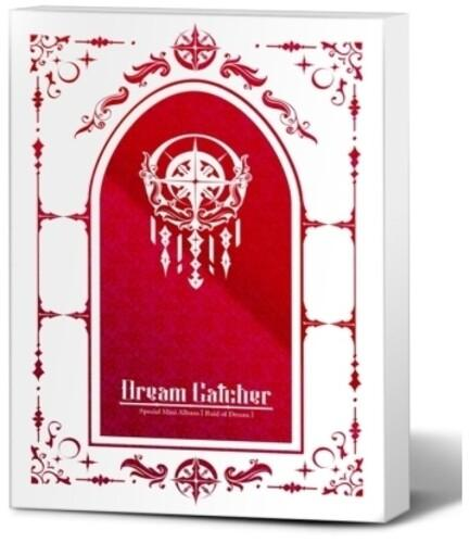 Kpop CD Dream Catcher Special Mini Album 'Raid of Dream'