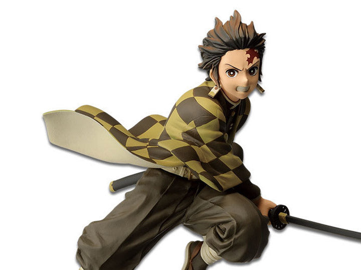 Banpresto Demon Slayer: Kimetsu no Yaiba Vibration Stars Tanjiro Kamado (Special Color Ver. A)