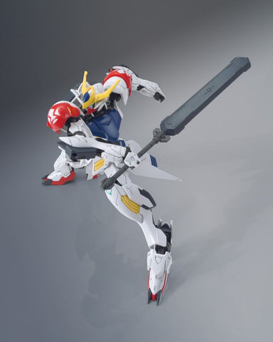 HG Iron Blooded Orphans #021 Gundam Barbatos Lupus 1/144