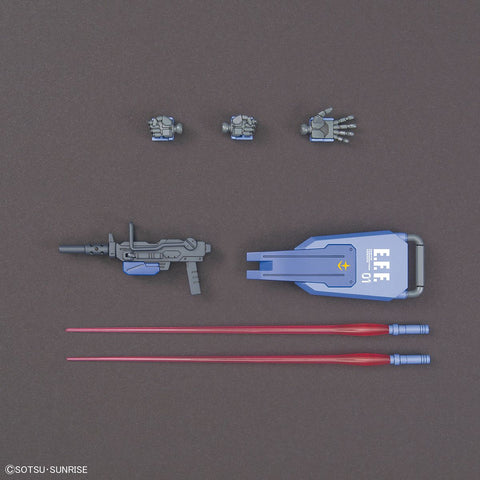 "HG Universal Century #207 RX-79BD-1 Blue Destiny Unit 1 ""Exam"" 1/144"