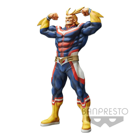 Banpresto My Hero Academia Grandista All Might Exclusive Lines