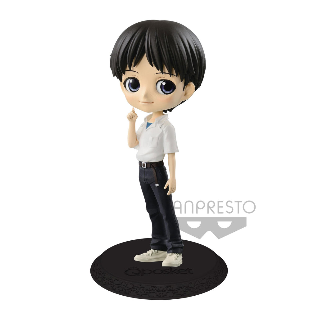 Banpresto Qposket Evangelion Movie Shinji Ikari