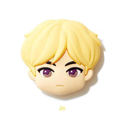 "BTS Officail Character Figure ""Jin"" V-Tok"