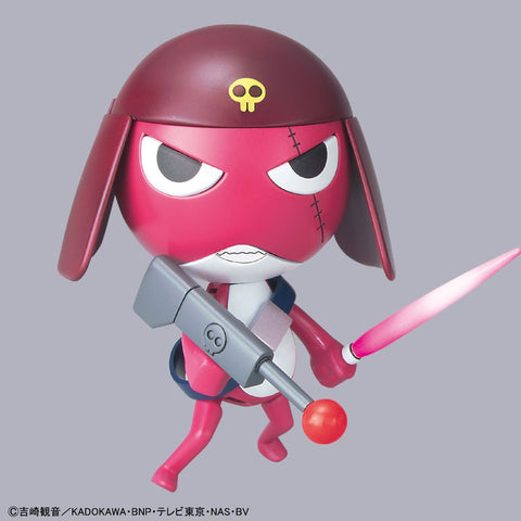 Bandai Keroro Gunso Plamo Collection #04 Giroro Gocho Plastic Model Kit