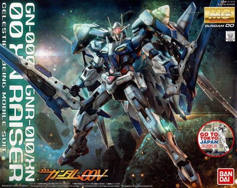 MG Gundam 00 XN Raiser 1/100