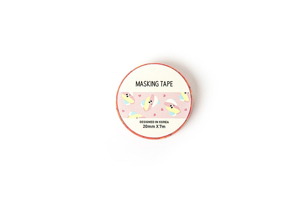 [DMV ONLY] Artbox Yummy Marshmallow 20mm Masking Tape 16008591