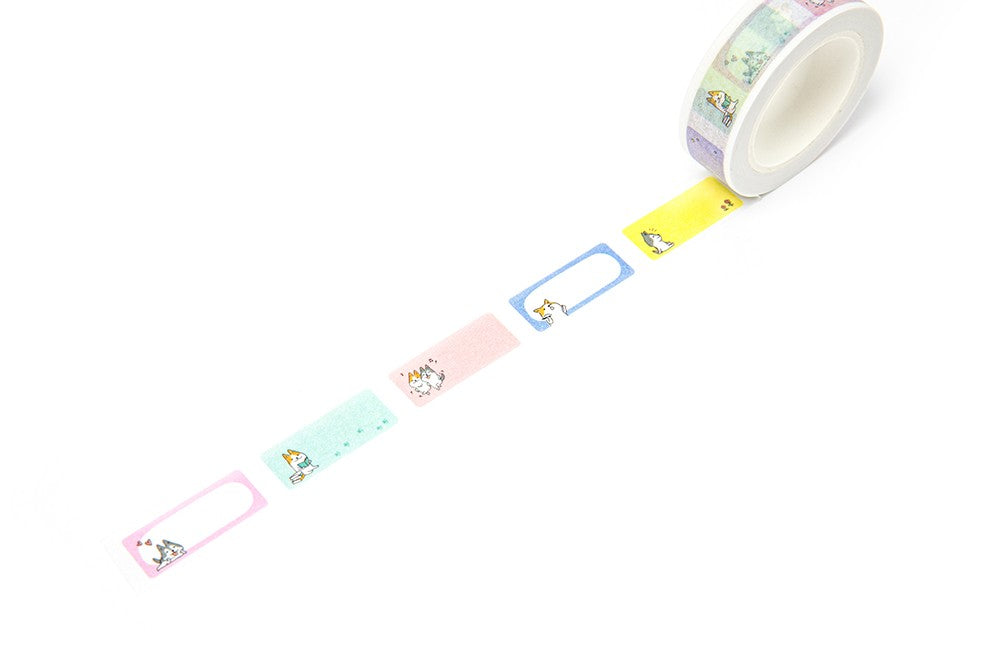 [DMV ONLY] Artbox 15mm Washi Tape - Shiba Index 16008565