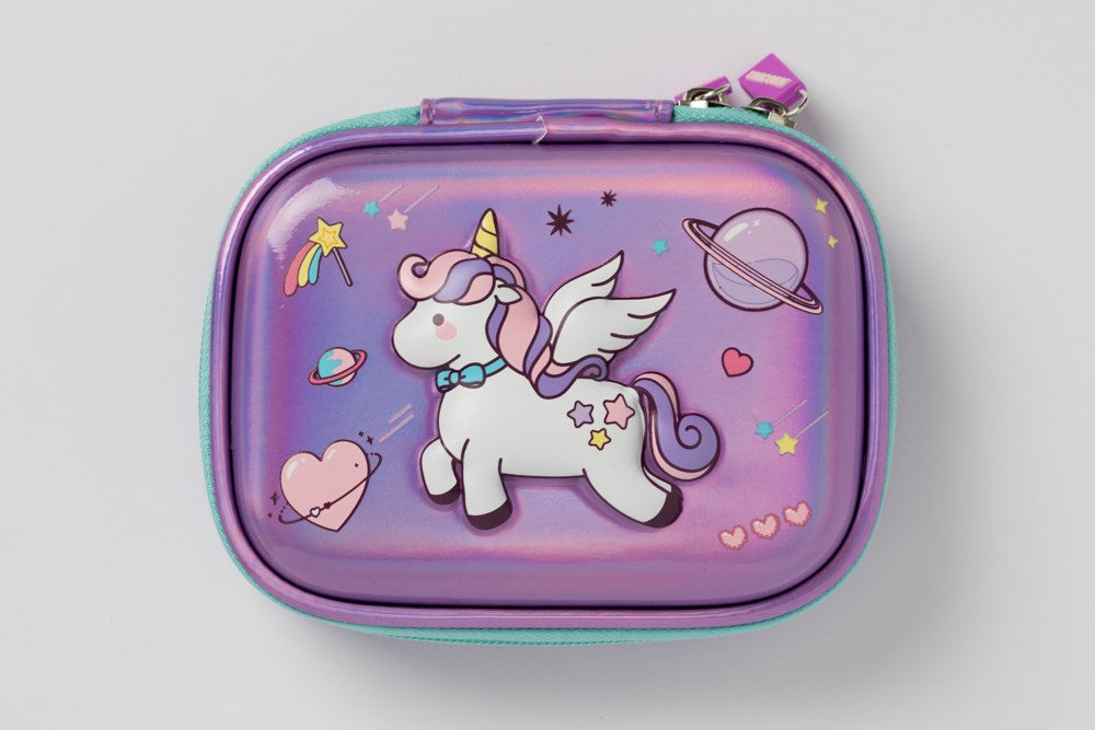 [DMV ONLY] Artbox Multi Pouch EVA Unicorn Small Pouch 37002909