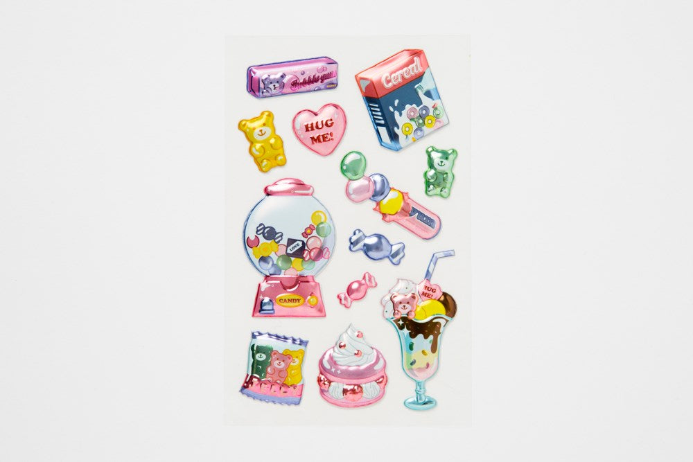 [DMV ONLY] Artbox Balloon Sticker - Jelly 04010348