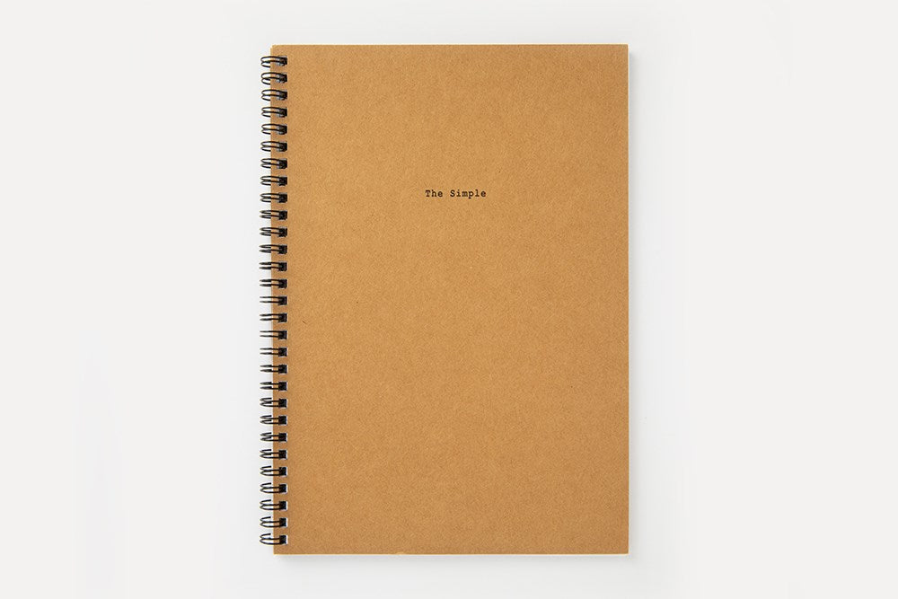 [DMV only] Artbox Simple Craft Cover Spiral Notebook 03008058