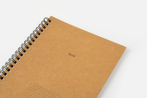 [DMV only] Artbox Grid Craft Cover Spiral Notebook 03008062