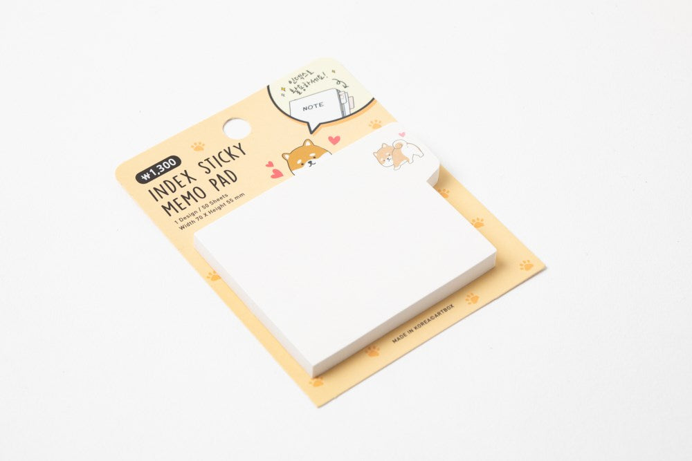 [DMV ONLY] Artbox  Index Sticky Memo Pad 04010175